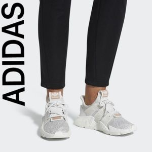 ADIDAS Prophere white & pink womans 7.5 sneakers